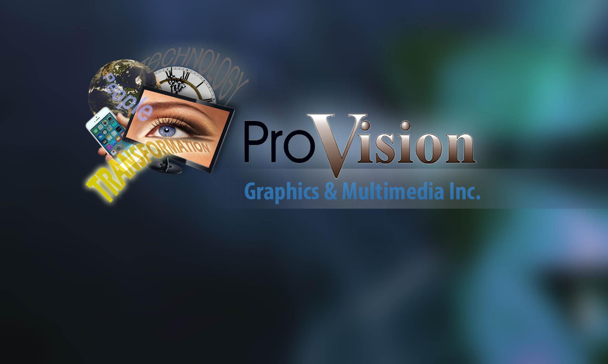 ProVision Graphics & Multimedia Inc.